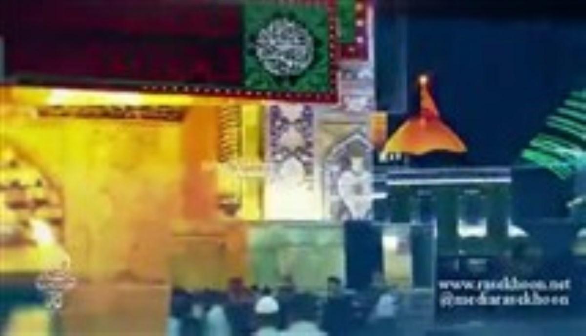 حاج مهدی رسولی - شب دوم محرم 96 - کربلا، تشنه آب فراتم (مناجات)