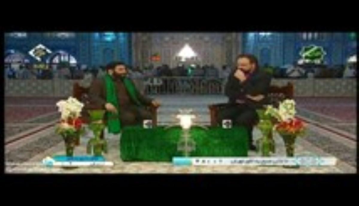 حاج سید مهدی میرداماد- شب عاشورا محرم سال1397- مسافر غریب من کجا داری میری سفر (واحد سنگین)