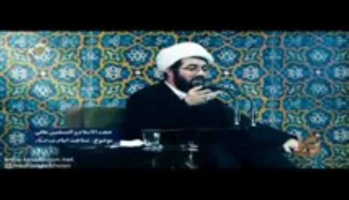حجت الاسلام عالی - اهمیت شناخت فرهنگ دشمن