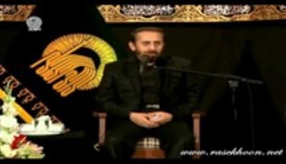 حاج احمد واعظی - شهادت امام سجاد (ع) - سال 96 - روضه