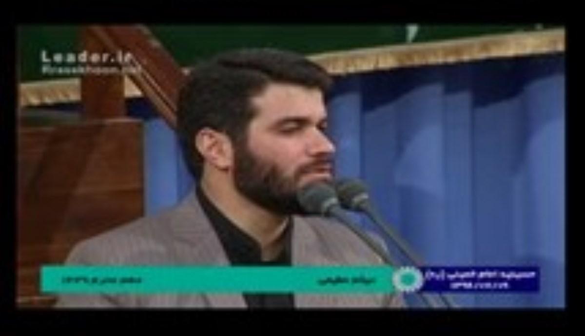 حاج میثم مطیعی - شب 22 محرم 96 - إنَّ أَخی قد بقى عُریانا (نوا)