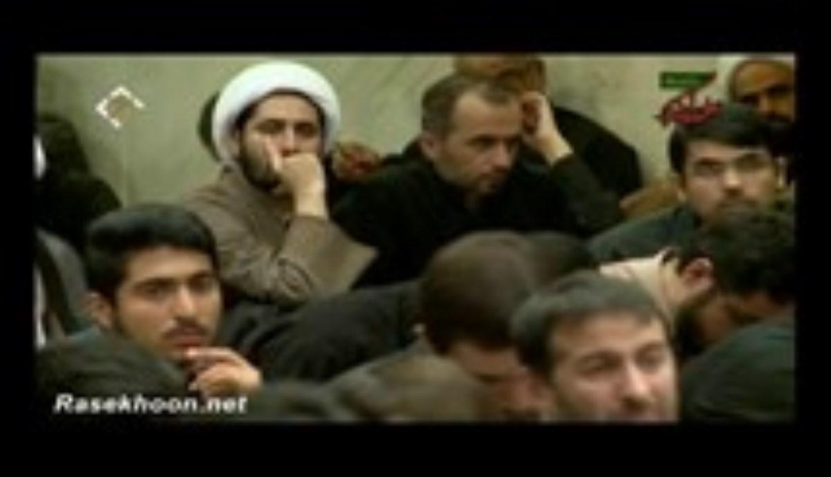 حجت الاسلام نظری منفرد - ارتباط امام علیه السلام با ملکوت عالم - تصویری