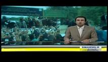 حضور رهبر معظم انقلاب در مناطق زلزله زده استان کرمانشاه - 1396/08/29