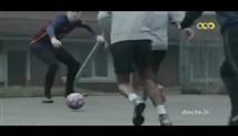 """مستند """"فوتبال علیه دشمن"""""""