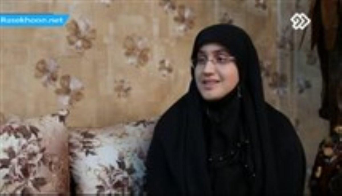 دانلود مستند از لاک جیغ تا خدا - این قسمت: خانم زینب ابوحسن