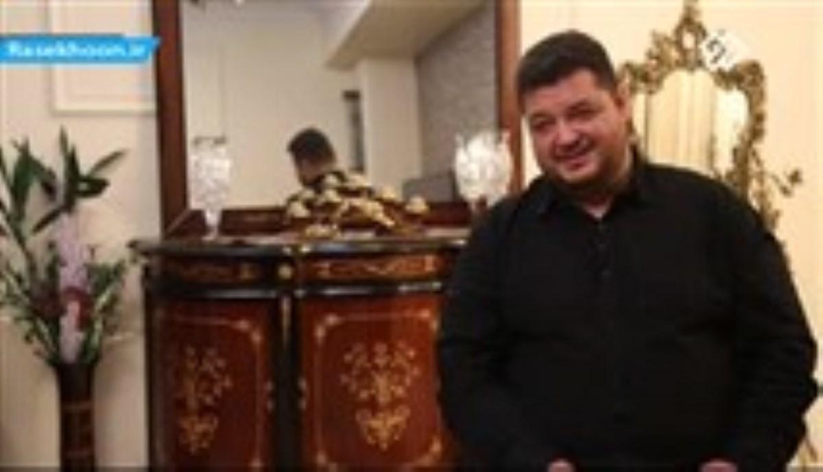 دانلود مستند از لاک جیغ تا خدا - این قسمت: آقای امیرعباس نصرتی