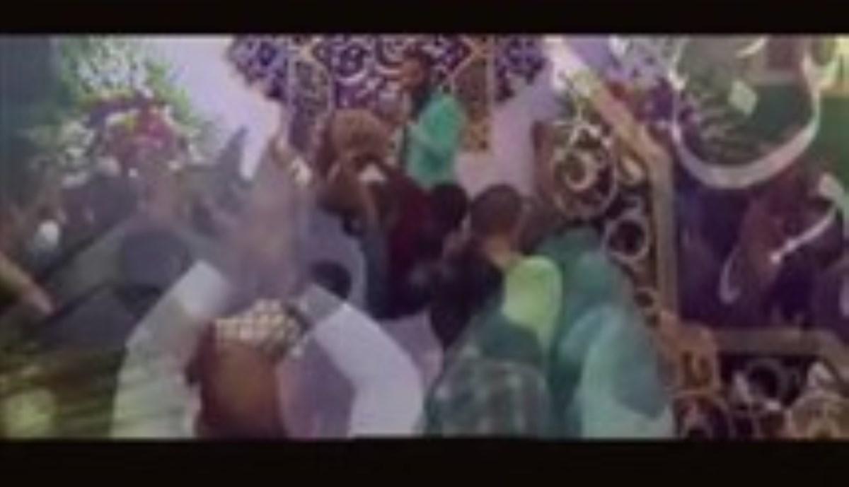کربلایی محمدحسین حدادیان- شب ششم محرم1397-بی زره وارث شیر جمل و صف شکنم (زمینه جدید)