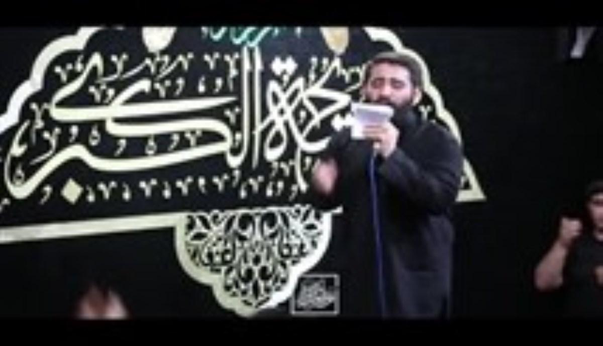 کربلایی حسین طاهری- شب دوم ماه رمضان المبارک 1397 -ای سید الغریب یا حسین (شور جدید)