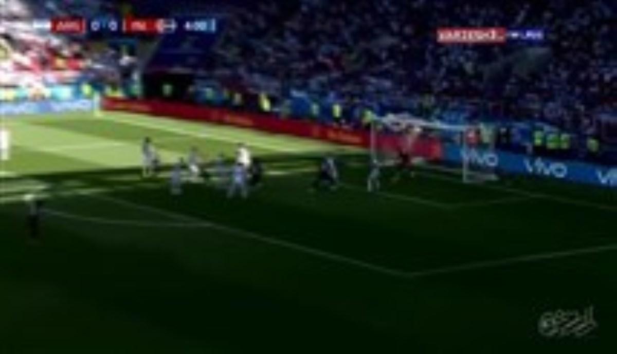 خلاصه بازی آرژانتین و ایسلند - جام جهانی 2018