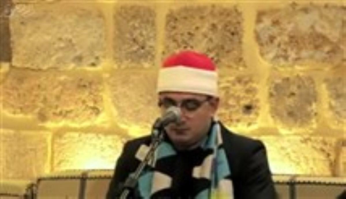 محمود شحات انور - تلاوت مجلسی زیبا از سوره مبارکه قمر- الرحمن- بقره - لبنان