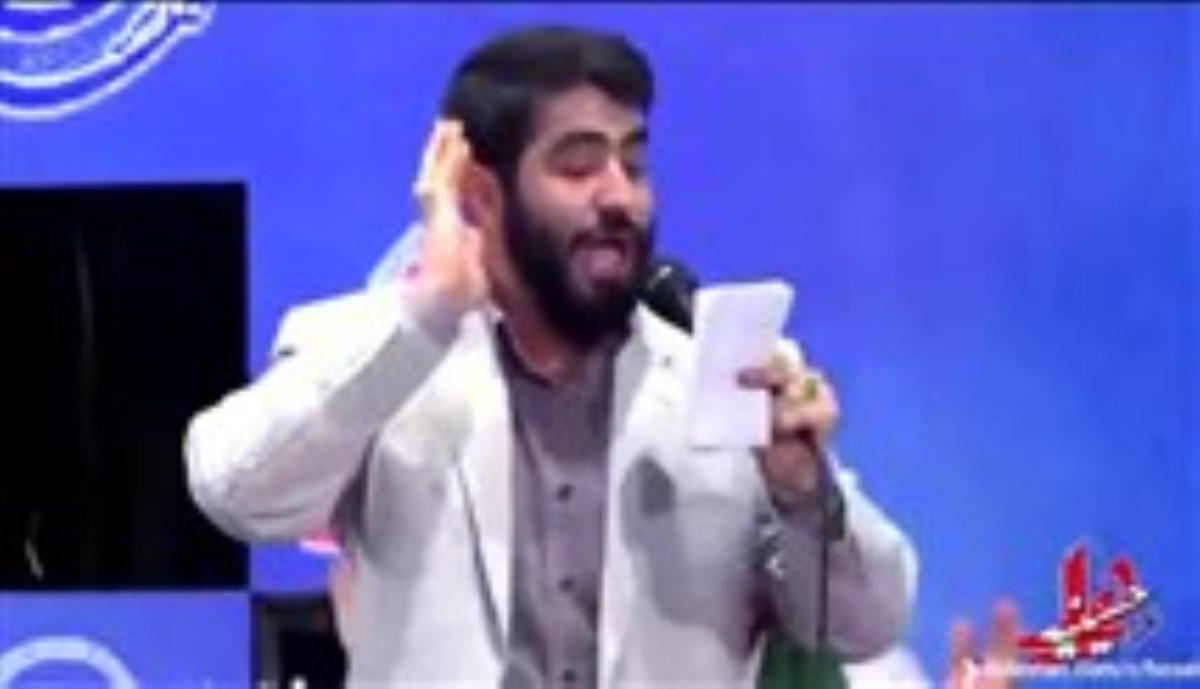 کربلایی حسین طاهری- شب بیستم رمضان1397 -فرق مرا تو طاقت دیدن نداشتی (واحد جدید)