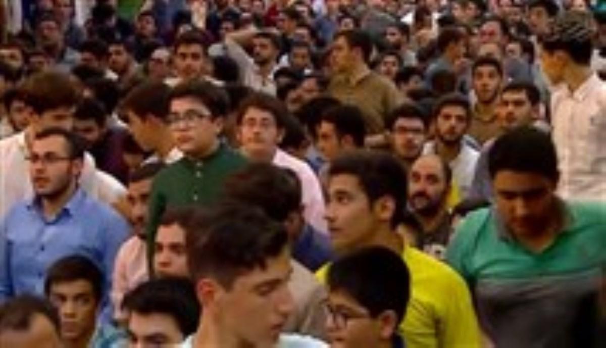 کربلایی حسین طاهری - شب ششم صفر - سال 96 - وقتی اومدی گفتم (واحد جدید)