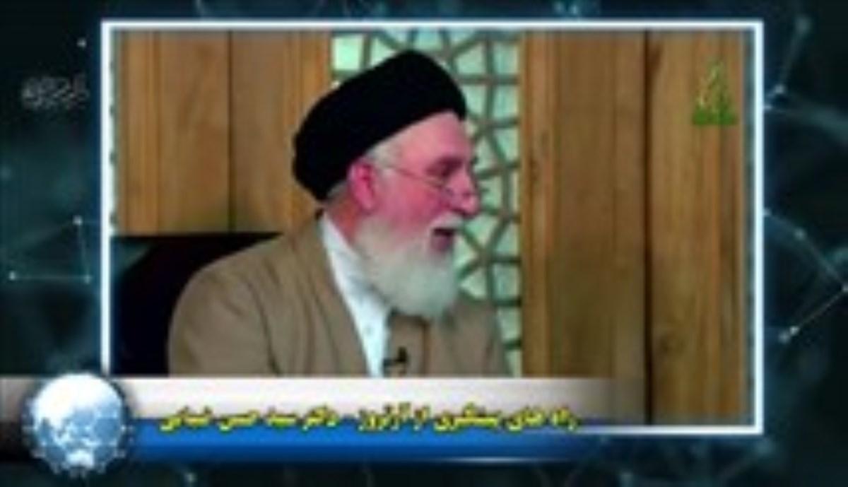 حجت الاسلام سید حسن ضیائی - طب النّبی؛ جلسه 41