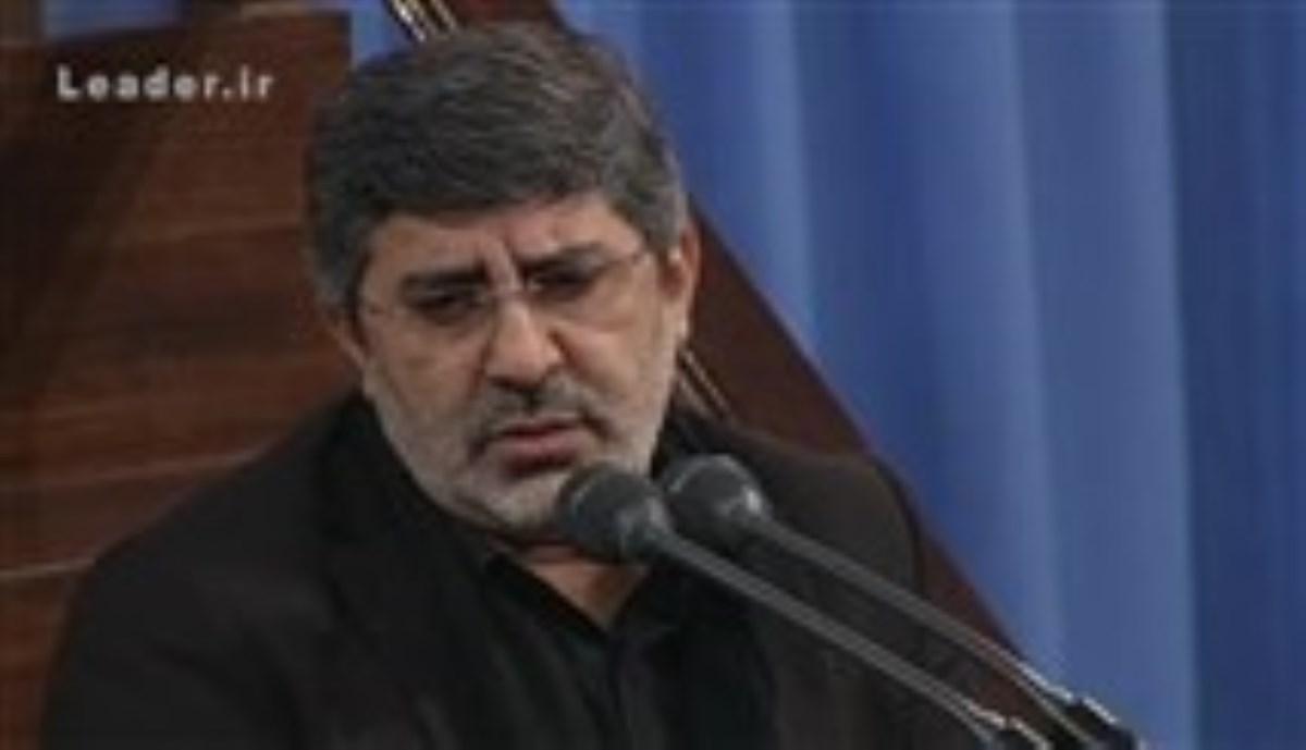 حاج محمد طاهری- شب تاسوعا محرم سال1397- شه باوفا ابالفضل (واحد جدید)