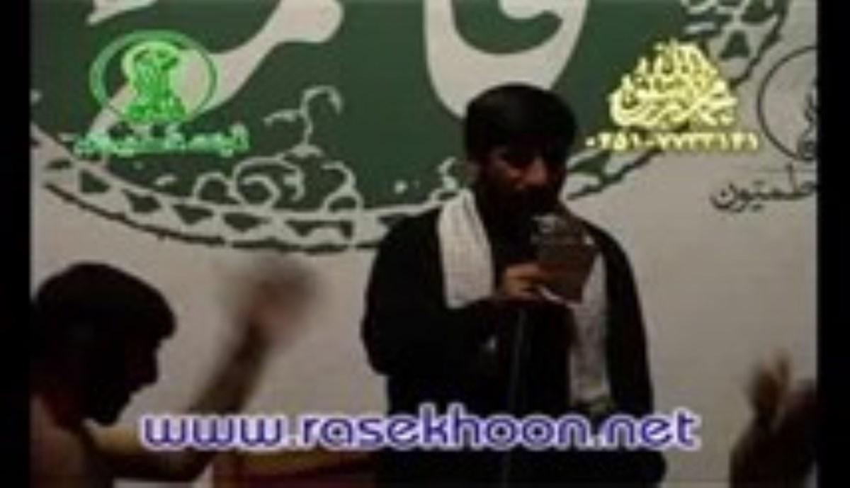 شب ۲۱ رمضان ۹۳ - حاج مهدی سلحشور - مناجات و روضه