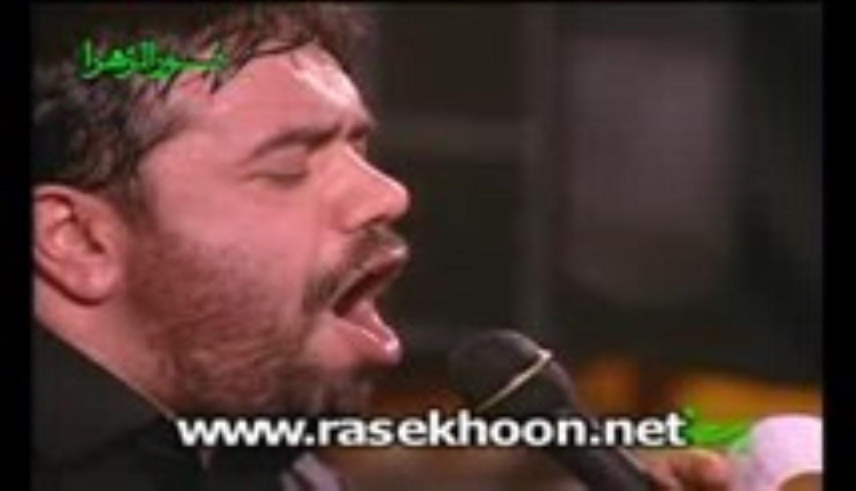 حاج محمود کریمی - میلاد پیامبر (ص) و امام صادق (ع) - سال 96 - یا محمد یا احمد یا حمید یا محمود (سرود جدید)