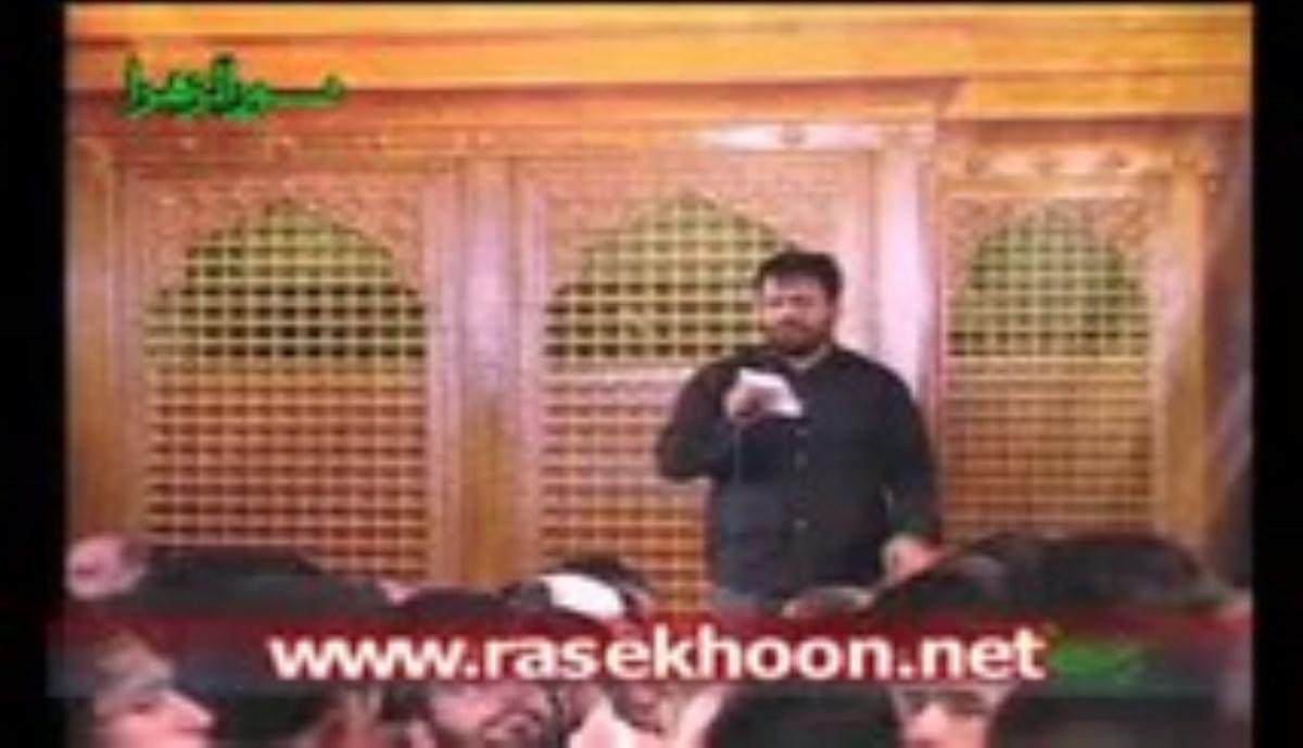 حاج محمود کریمی- عصر بیست و یکم رمضان سال1397 -دل و جانم به تو مشهود (شور جدید)