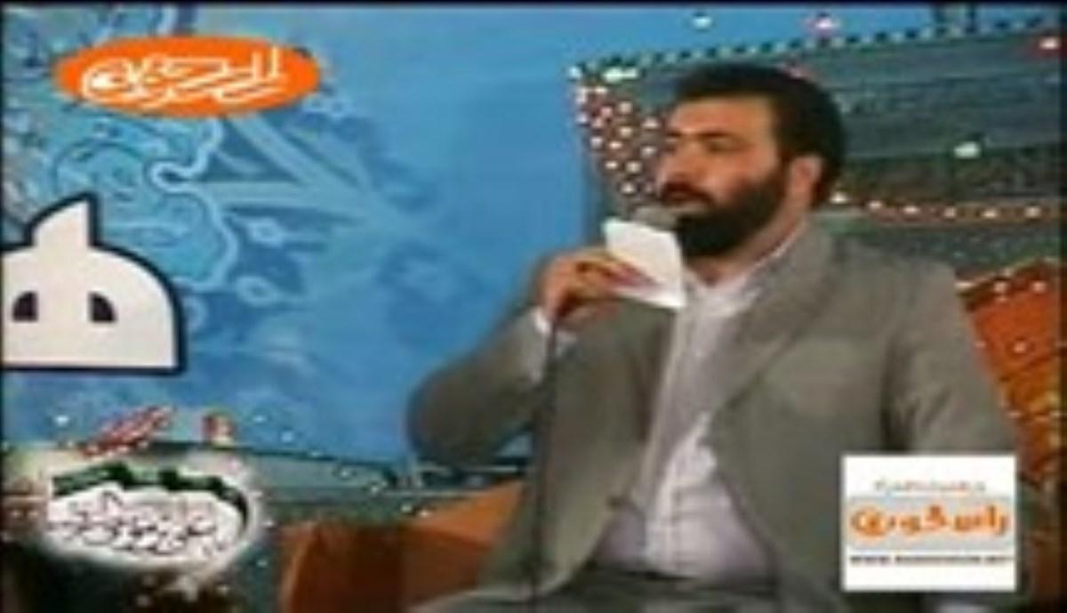 حاج مهدی اکبری- شب بیست و دوم رمضان سال1397- اونیکه نگاهش دلبره (شور جدید)