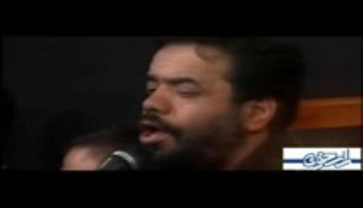 حاج محمود کریمی - میلاد پیامبر اکرم (ص) و امام صادق (ع) 95- توسل می کنن ملائکه عالمین (سرود)