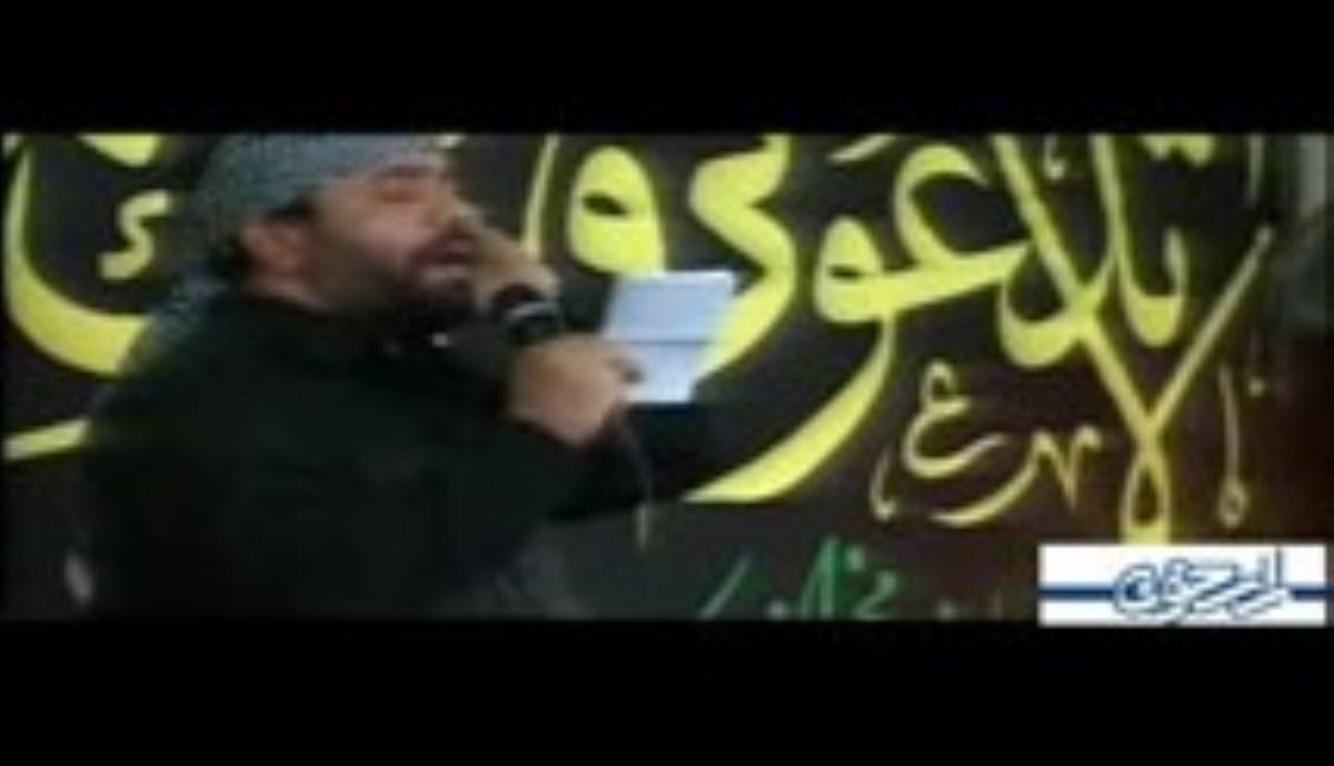 حاج محمود کریمی - شب پنجم فاطمیه اول (اسفند 93) - روضه حضرت ابالفضل علیه السلام