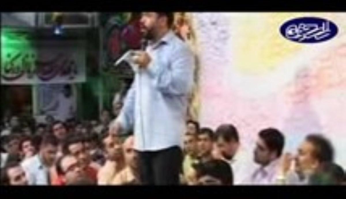 حاج محمود کریمی- شب نوزدهم رمضان1397 - یه رعیت امشب اومده (مناجات)