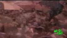 حاج محمود کریمی - شب سوم فاطمیه دوم (فروردین 93) - هیات ثارالله - در بر شمع حسین کار من پروانگی است (شور)
