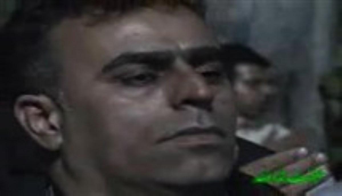 حاج محمود کریمی - شام غریبان محرم 93 - الهادی - میاد صدای غریب مادر (شور)