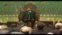 حاج مهدی سماواتی - روز دوم محرم سال 96 - هردم به گوشم میرسد آوای زنگ قافله (روضه ورودیه کربلا)