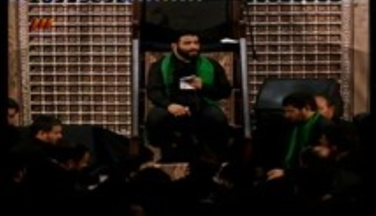 حاج سید مهدی میرداماد- شب دوم محرم سال1397-منای وصل خداوند اکبر است اینجا (واحد جدید)