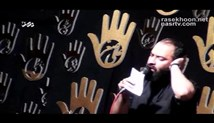 حاج عبدالرضا هلالی - سال 1395 - ولادت امام باقر علیه السلام - از سر لطف و کرم با بی حیا تا میکنی (مناجات)