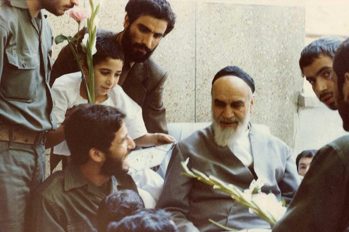 امام خمینی(ره) و وصف حال و هوای دوران جنگ