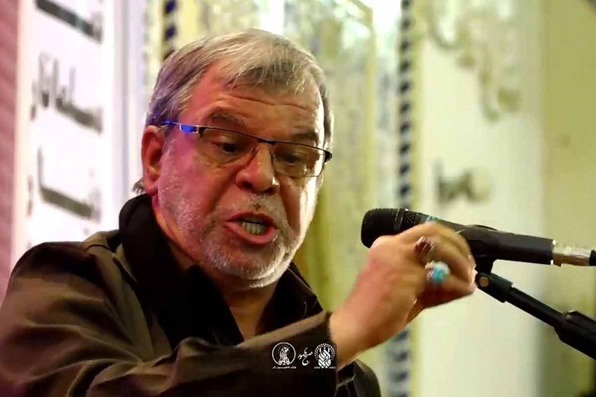بس است ای طالب قدرت.../ شعرخوانی انتخاباتی حاج ولی الله کلامی زنجانی