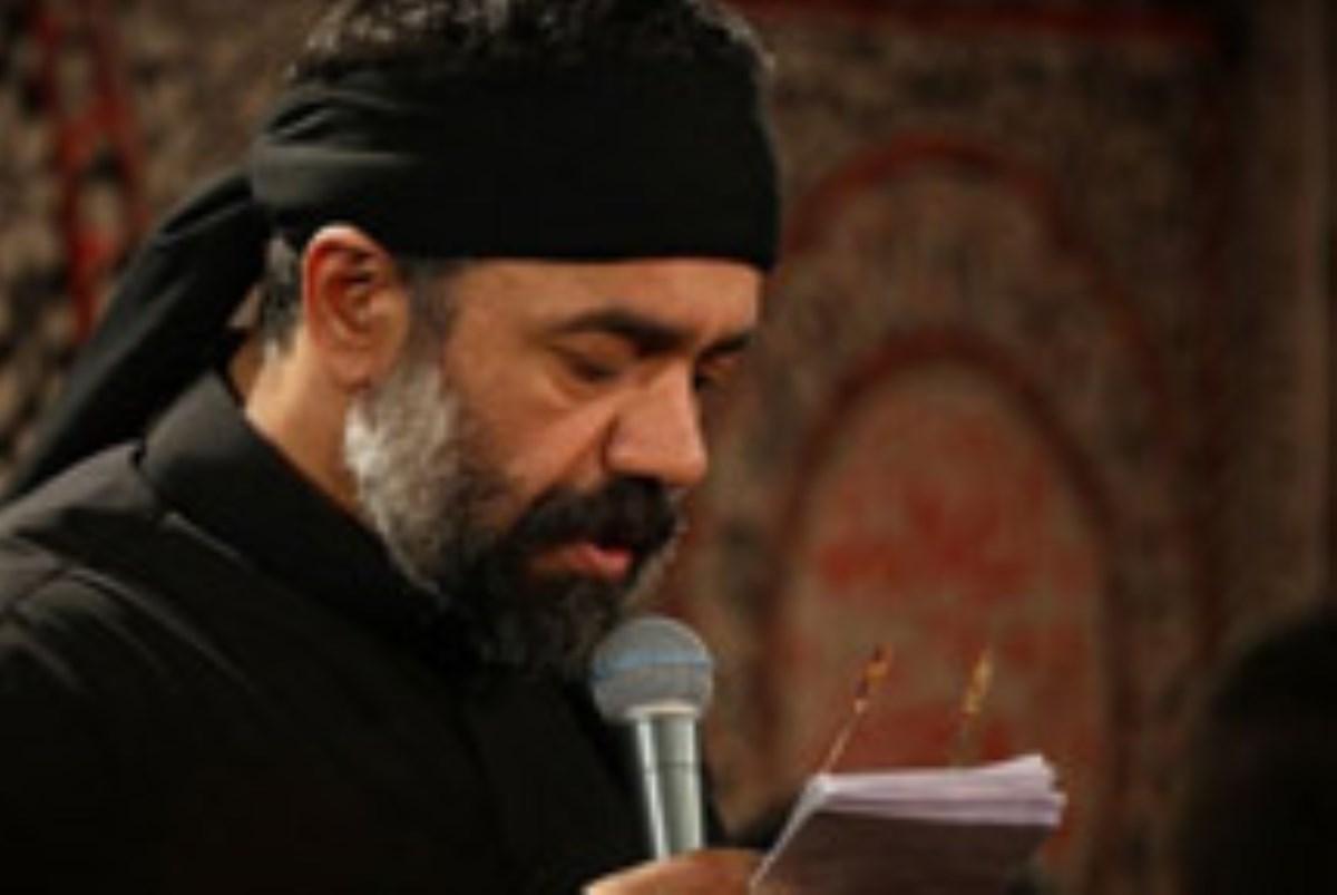 حاج محمود کریمی - شب نوزدهم رمضان 93 - آتش عشق است که تب می دهد (مدح و روضه امیرالمومنین (ع))