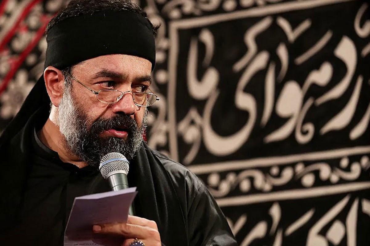 مداحی شب تاسوعا محرم98/ کریمی: تو ابوفاضل و بر چرخ ادب قائمه اى (روضه)