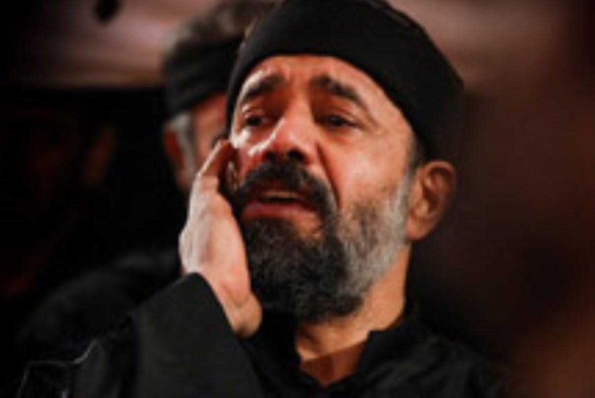حاج محمود کریمی-همه مهمان شده اند مورها هم سر این سفره سلیمان شده اند
