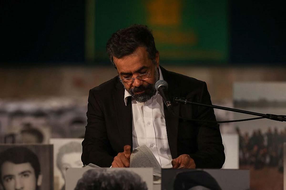 قرائت دعای افتتاح/ حاج محمود کریمی