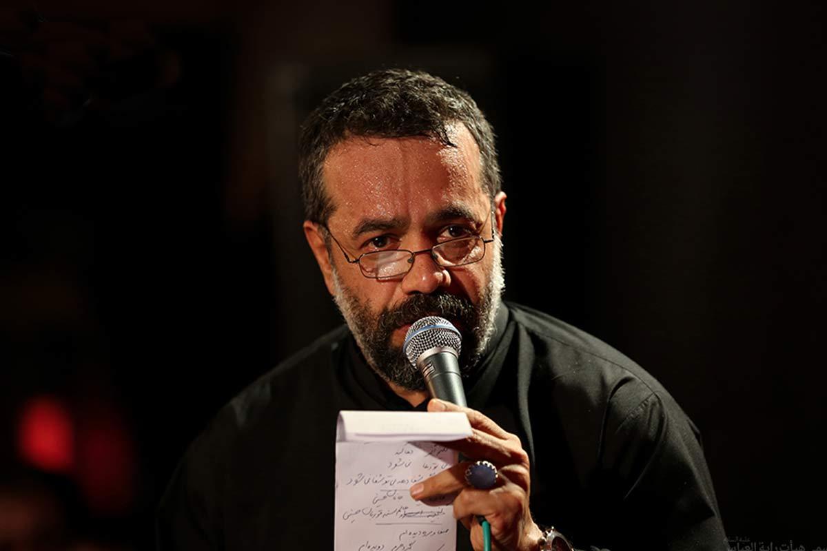 تو کویر تب و دل بیابون/ محمود کریمی