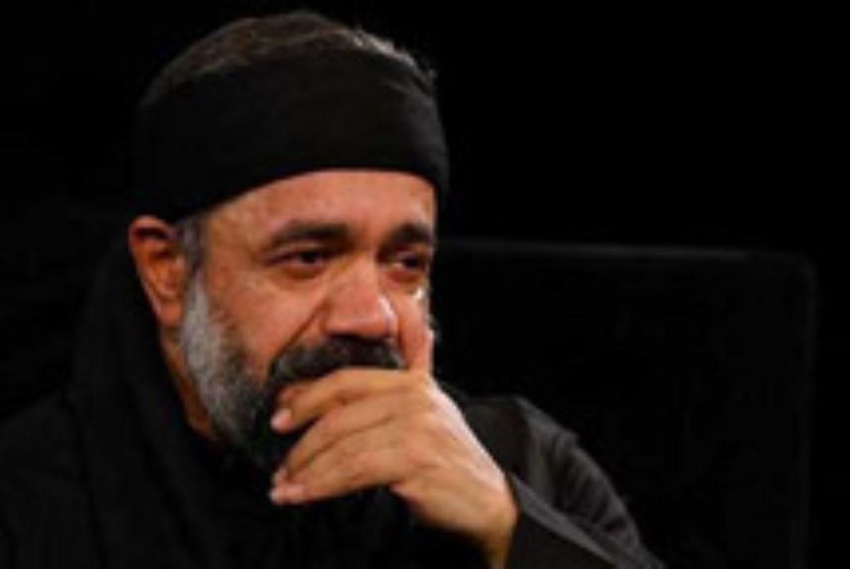 حاج محمود کریمی - عصر عاشورای محرم 93 - چیذر - مجنونم و پریشونم (شور)