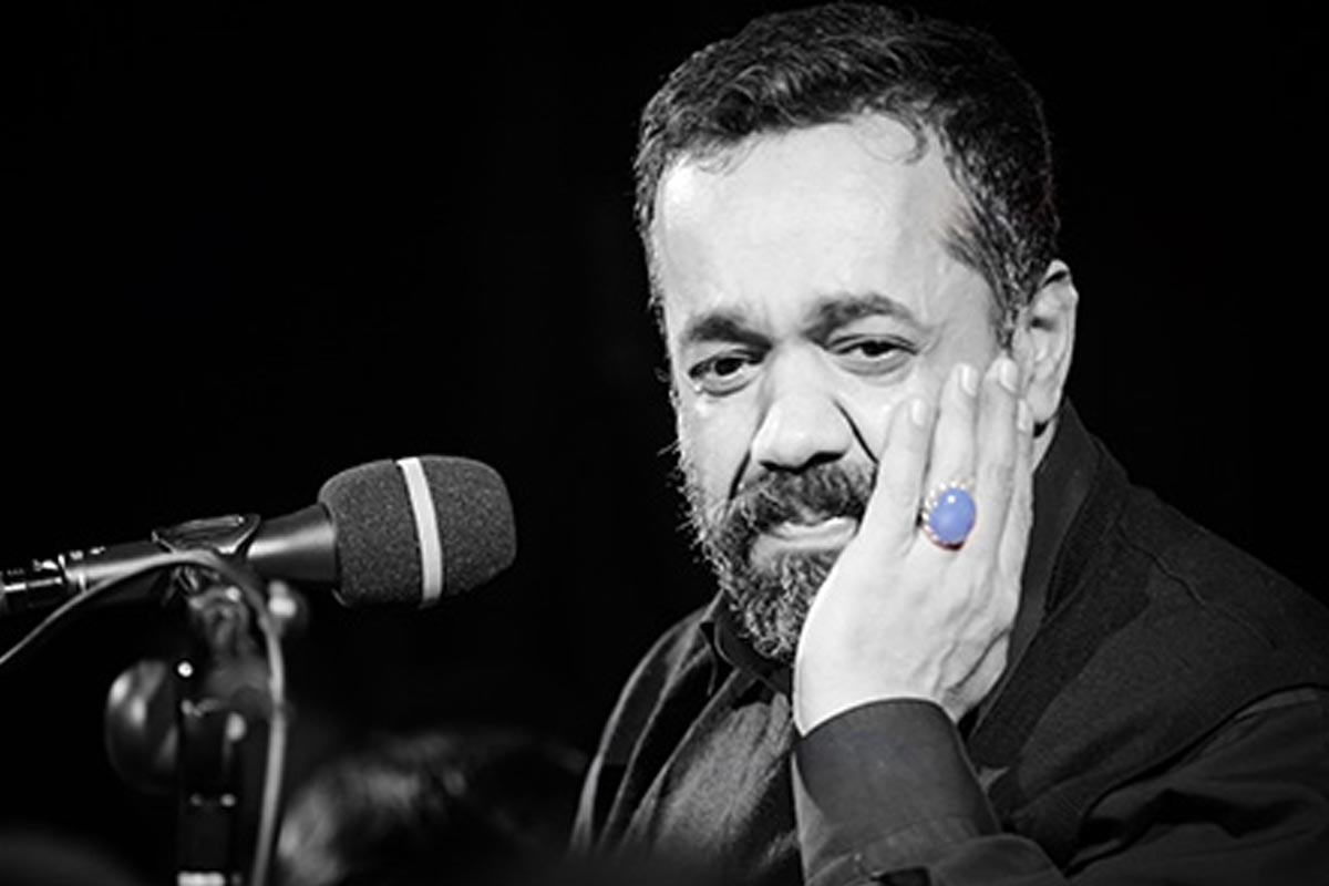 امام هفتم ما پاره پاره شد جگرش/ محمود کریمی