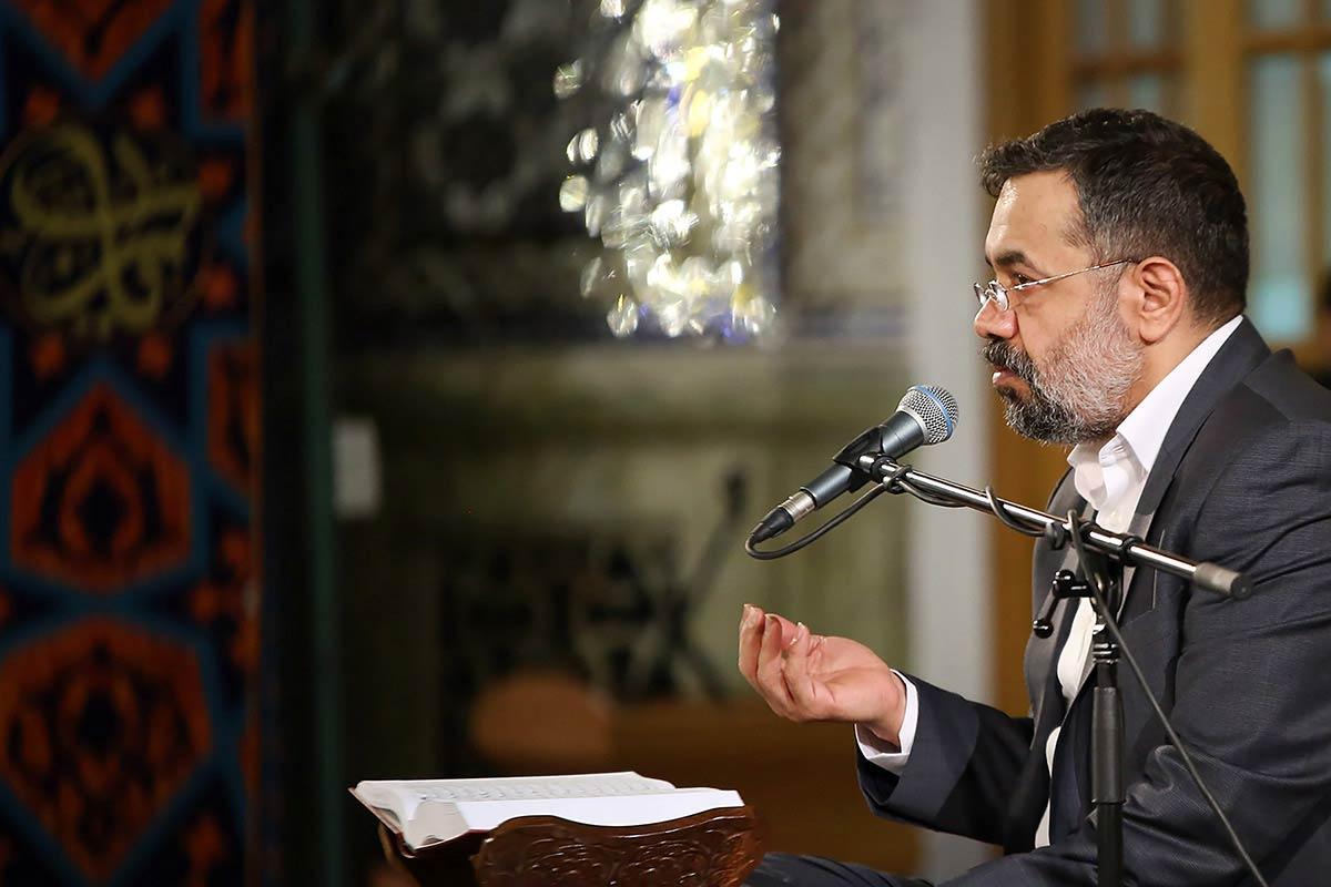 ای که چشمه خیراتی/ حاج محمود کریمی