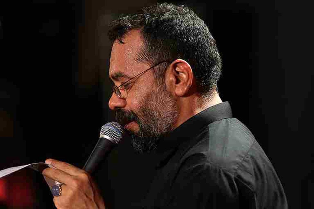 دریا به دیده ی تر من گریه میکند/ محمود کریمی