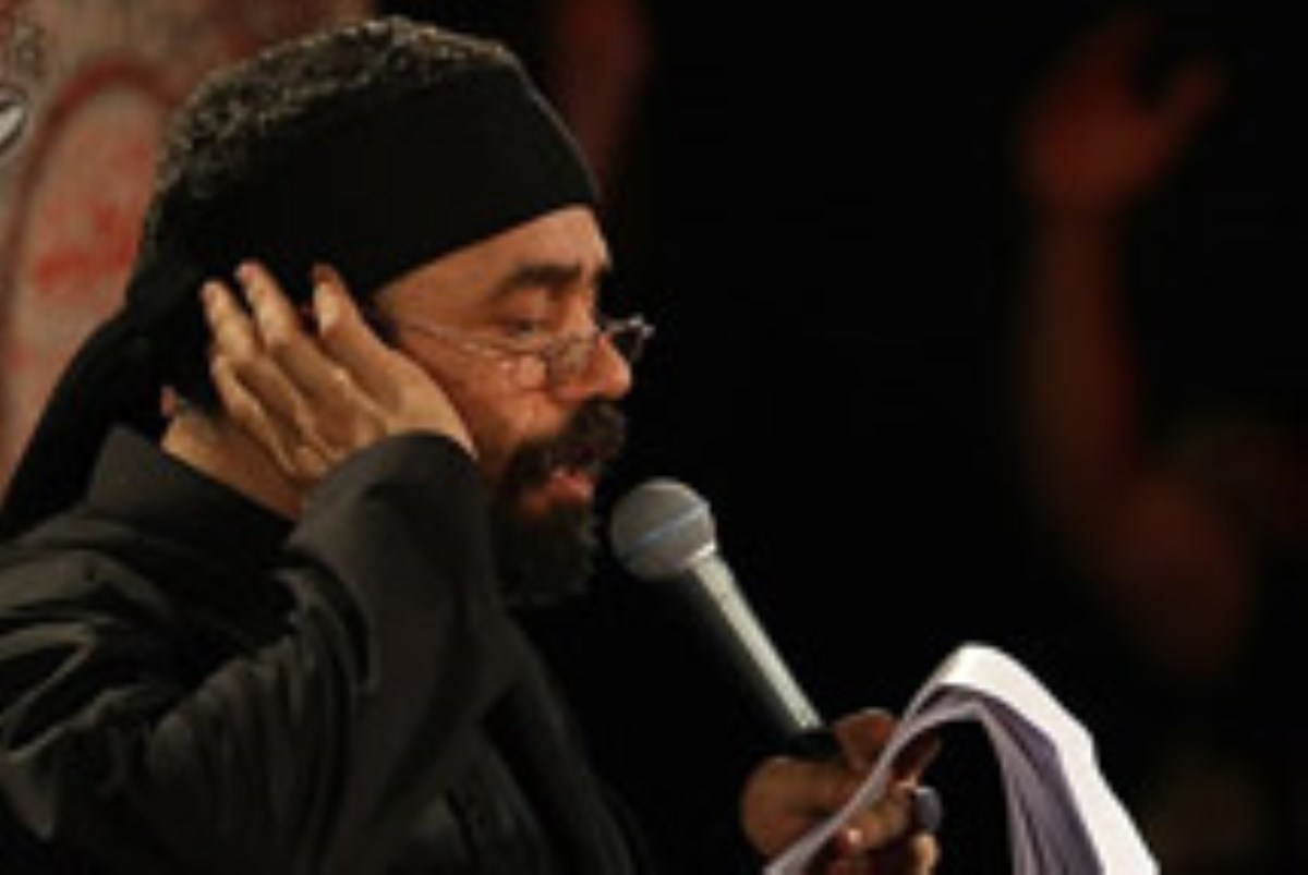 حاج محمود کریمی- شب بیستم رمضان1397 -داره می لرزه دست و پام (زمینه جدید)