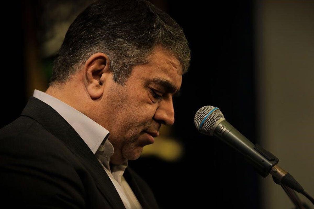 مداحی عید غدیر/ خلج: روضه امیرالمومنین علیه السلام
