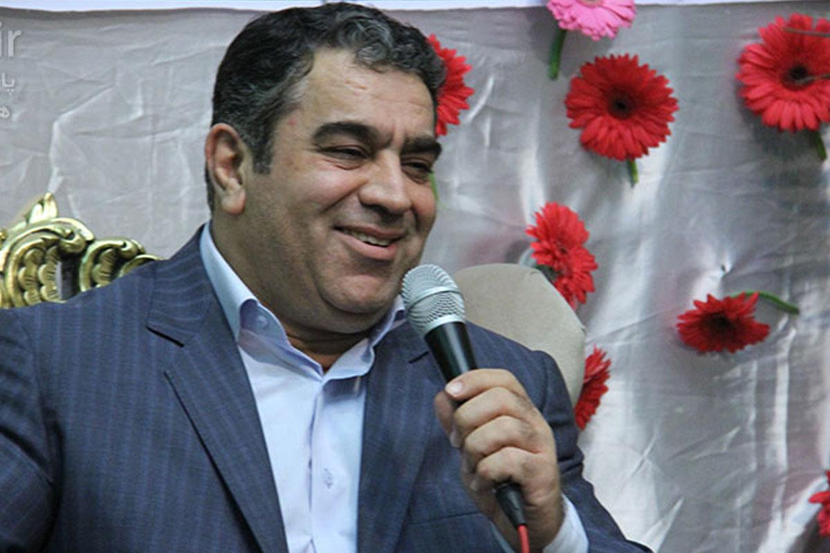 مداحی عید غدیر/ خلج: علی علی علی علی