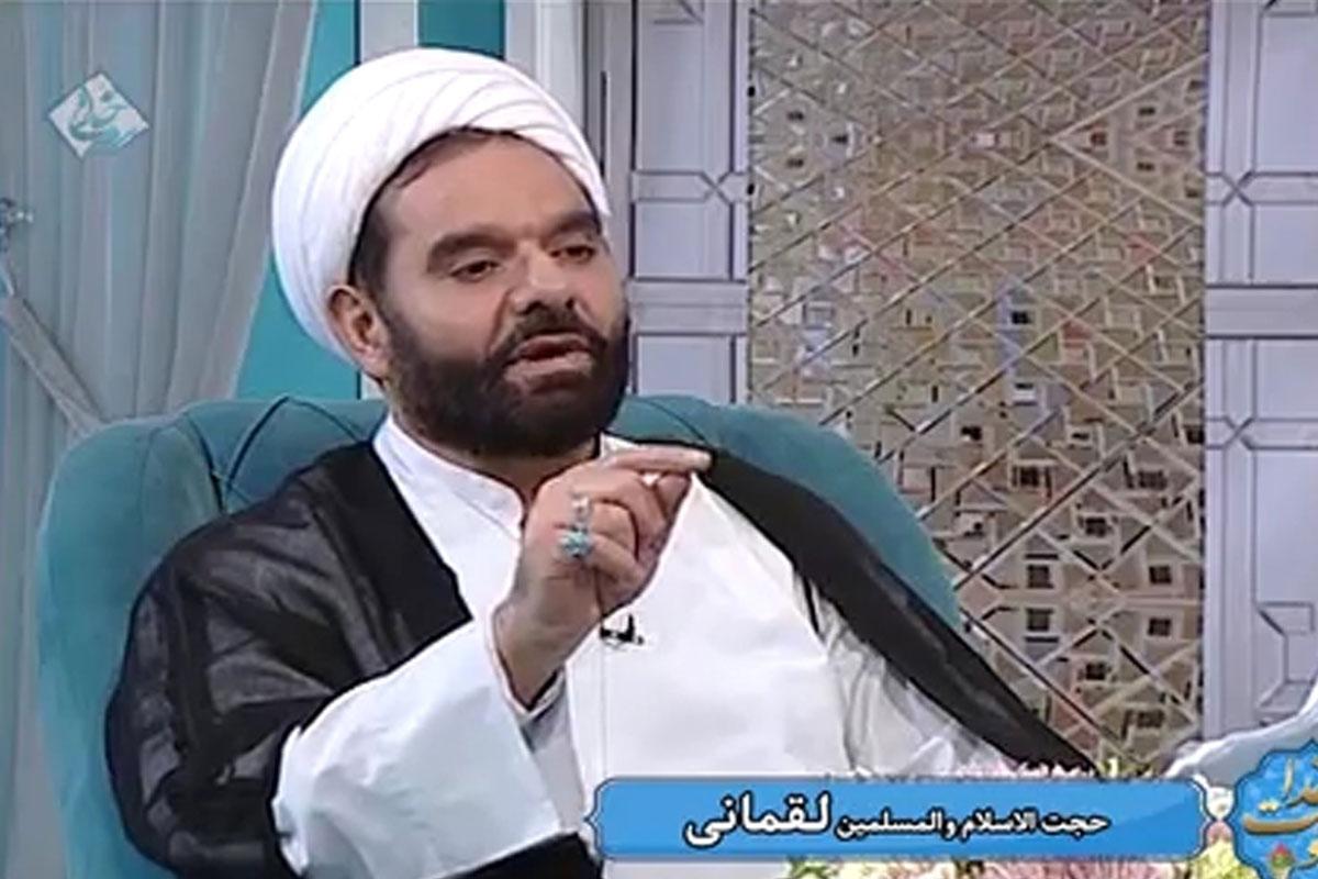 نذر عجیب شهید بابایی/ استاد لقمانی