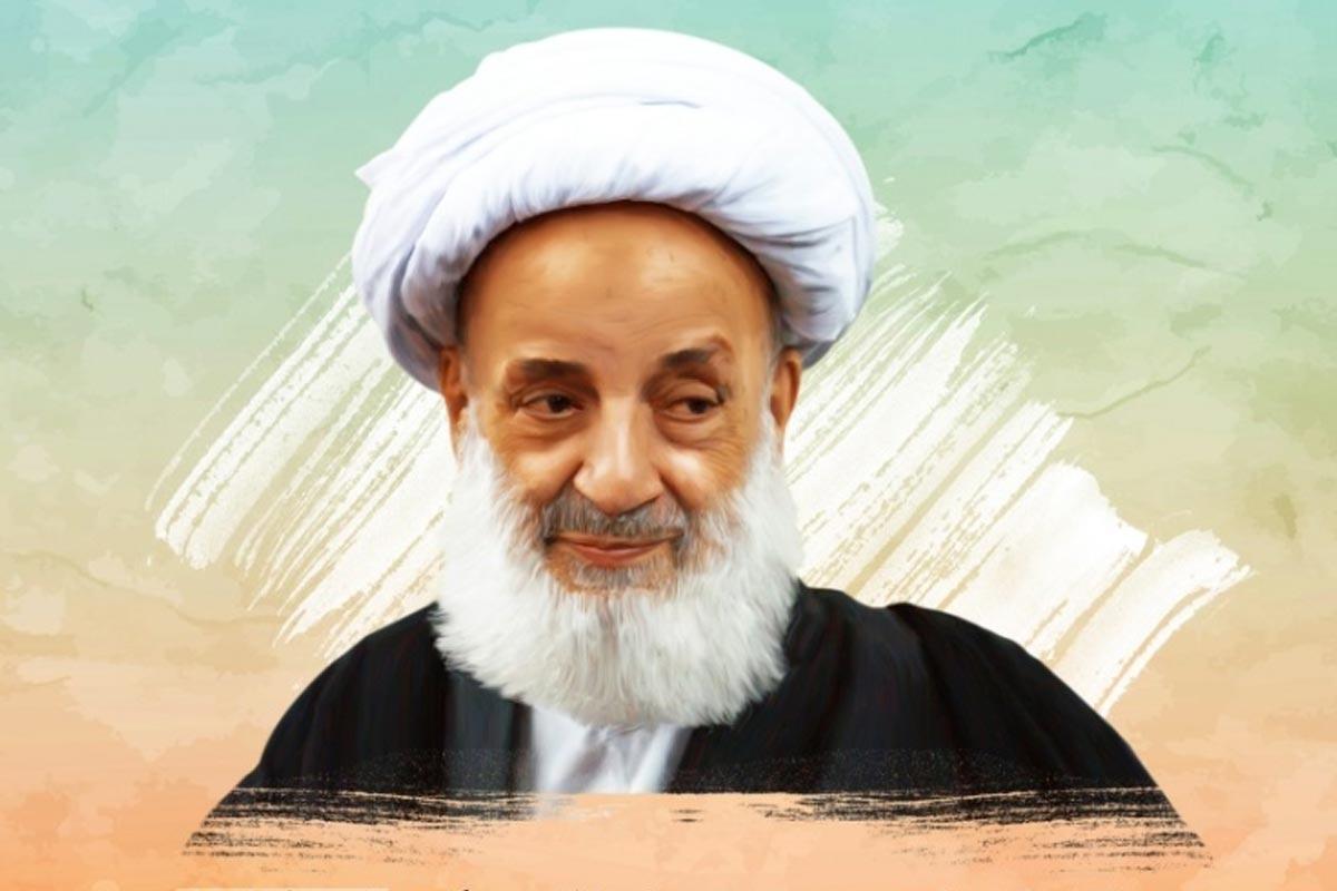 بعضیا با خودشونم قهرند/ آیت الله مجتهدی تهرانی