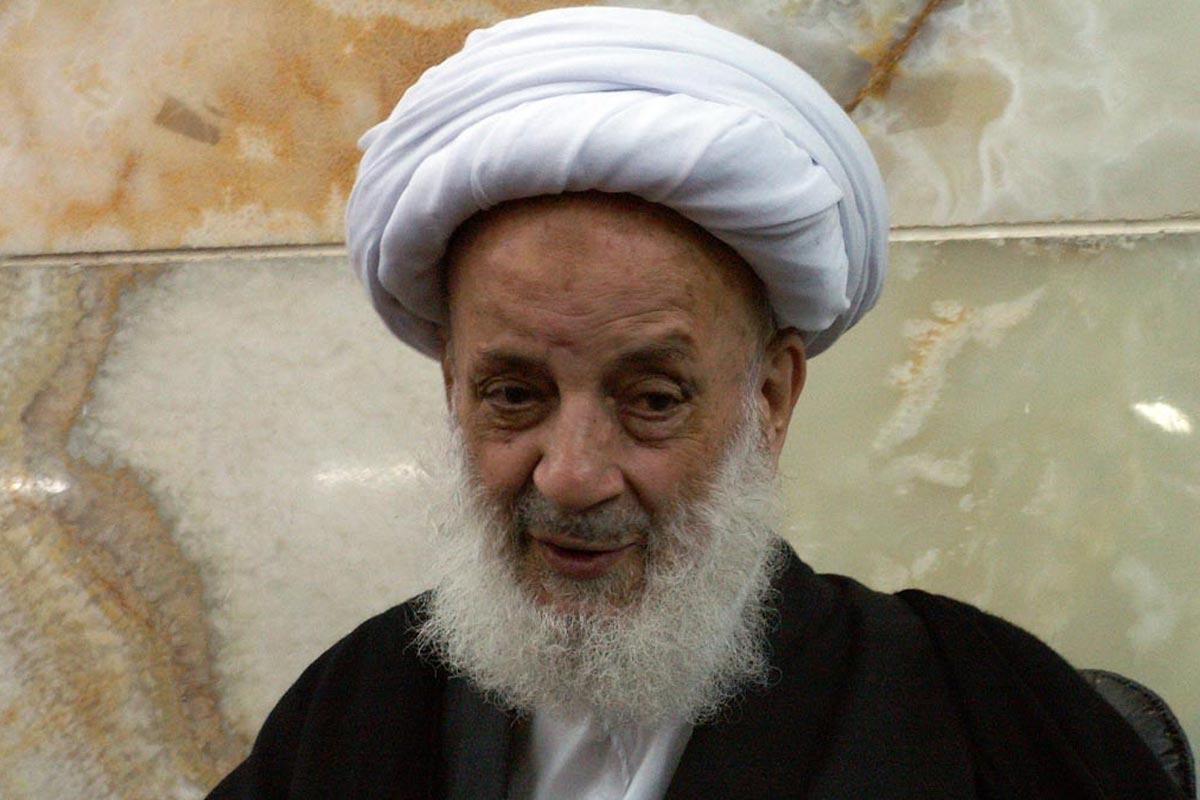 نزول بلا در خانه بی نماز/ آیت الله مجتهدی تهرانی