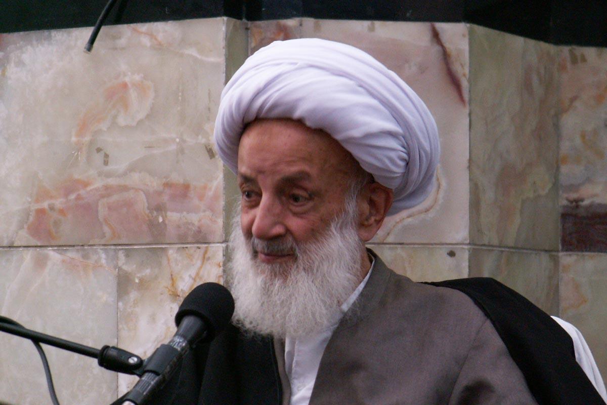 آخر زمان جدایی میرسد/ آیت الله مجتهدی تهرانی