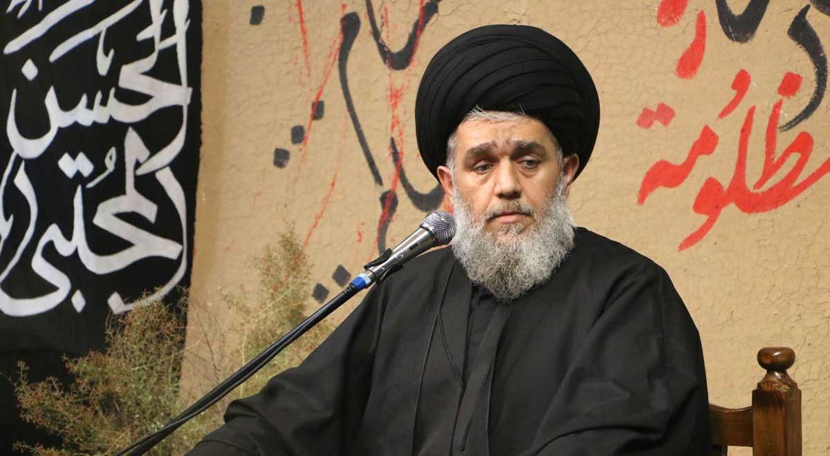 صبر بر بلا   حجت الاسلام مومنی