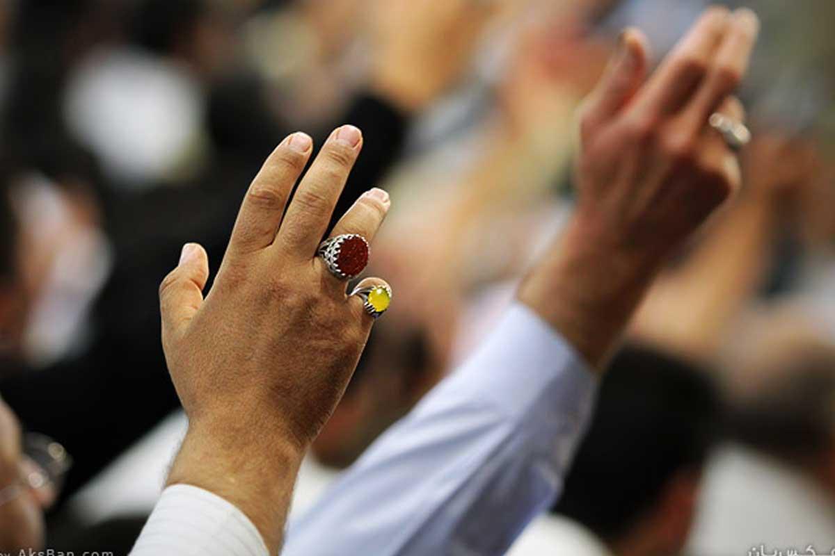 مناجات برگرفته از دعای افتتاح/ استوری: نریمانی